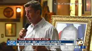 Hunter takes aim at opponent in bombshell audio [Video]