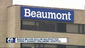 Jury awards family $130M in Beaumont malpractice case for boy with cerebral palsy [Video]