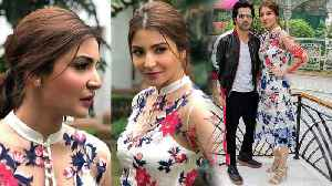 Anushka Sharma looks super cute in Floral Dress during Sui Dhaaga Promotions   Boldsky [Video]
