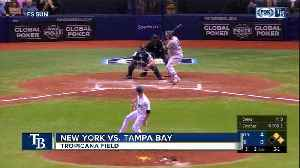Gary Sanchez, Luis Severino rebound ahead of playoffs as New York Yankees top Tampa Bay Rays [Video]