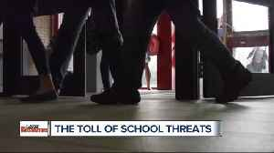 'This changed my life': As school threats rise, students face serious consequences [Video]