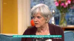 Holly Willoughby And Anne Widdecombe Clash In 'This Morning' Interview On Women's Rights [Video]
