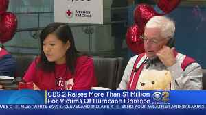 Red Cross Telethon Raises More Than $1.1 Million For Disaster Relief [Video]