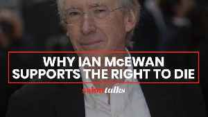 "Ian McEwan turns life-changing legal case into Emma Thompson drama ""The Children Act"" [Video]"
