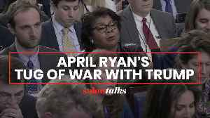 "Reporter April Ryan on exposing truth in the White House: ""They don't like it, but guess what? I'm not gonna stop"" [Video]"