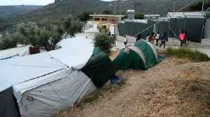 IRC Voices Concerns with Conditions At Greek Migrant Camp [Video]