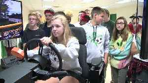 Simulation Teaches Teen Drivers to Share the Roads with Farm Equipment [Video]