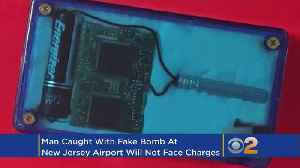 No Charges Against Man With Fake Bomb In Airport [Video]