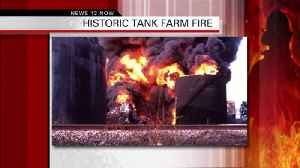 Jersey Pike Terminal Explosion [Video]
