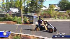 New four-wheeled attraction at Spokane Riverfront Park [Video]