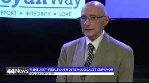 Holocaust Survivor and Attorney at KWC to Encourage Public Service [Video]