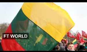 Lithuania targets Euro entry | FT World [Video]