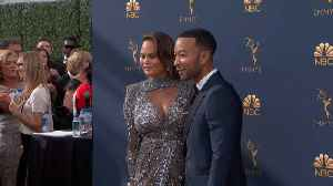 Chrissy Teigen making early plans for baby number three [Video]