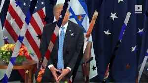 Trump Supports Two-State Solution to Israel-Palestines Conflict [Video]