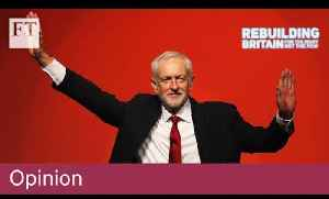 Jeremy Corbyn in control at Labour party conference [Video]