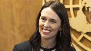 New Zealand Prime Minister Jacinda Ardern Talks to Stephen Colbert About Trump Incident at the UN [Video]