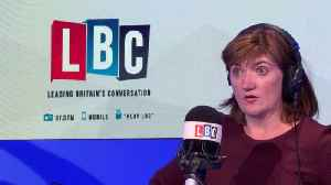 "Tory Remainer Nicky Morgan: ""I Don't Back A New Brexit Vote"" [Video]"
