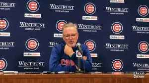 Joe Maddon, Anthony Rizzo, Albert Almora Jr. on Cubs' win over Pirates [Video]