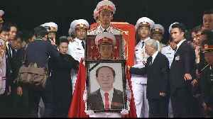 Vietnam's late president to be buried in home province [Video]