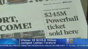 Powerball Winner To Come Forward [Video]
