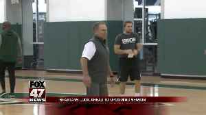 Spartans look ahead to upcoming season [Video]