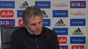 Puel coy on King, Simpson futures [Video]