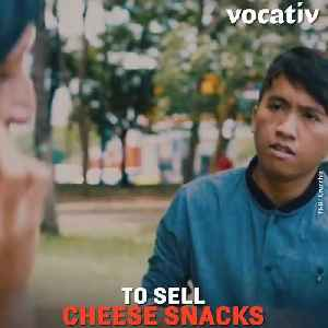 From the Makers of Skin Whitening Cream Comes A Racist Ad for Cheese Snacks [Video]