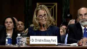 'Absolutely Not': Christine Blasey Ford Responds To Kavanaugh Allegation Possibly Being A Case Of Mistaken Identity [Video]