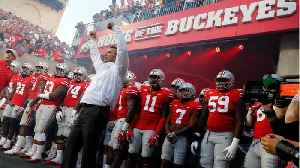 Ohio State Under Fire Tone-Deaf Promotion [Video]