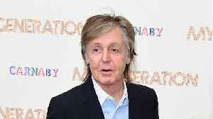Paul McCartney Pens New Picture Book [Video]