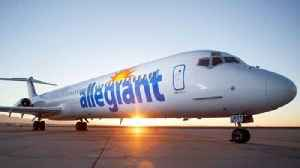 Allegiant Air celebration refunds fares for flights from Sanford to Iowa [Video]