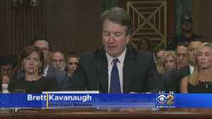 Kavanaugh Denies Sex Abuse Allegation [Video]