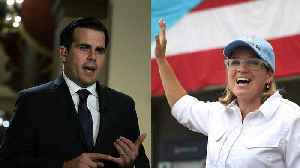 Puerto Rico Governor Rosselló On His Political Rift With San Juan Mayor Carmen Yulín Cruz [Video]