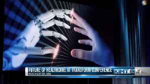 Medical conference focuses on future of healthcare [Video]