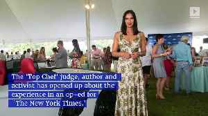 Padma Lakshmi Admits to Being Raped at the Age of 16 [Video]