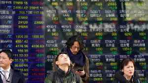 Asian Shares Edge Up [Video]