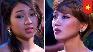 Bachelor Vietnam contestants ditch dude for each other [Video]