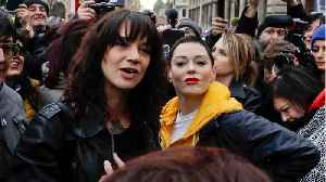 Rose McGowan Apologizes To Asia Argento [Video]