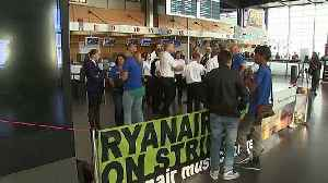 More chaos for Ryanair travellers [Video]