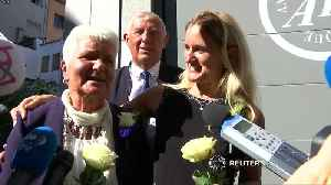 Murdered British MP has Brussels square named after her [Video]