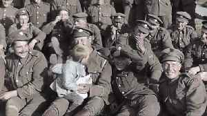 From the trenches comes Peter Jackson's World War One film [Video]