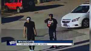 Wyandotte Police searching for counterfeit cash suspects [Video]