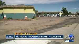 City shuts down Denver hotel after finding numerous health, safety and fire violations [Video]