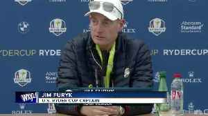 Jim Furyk 'probably' won't pair Tiger Woods with Phil Mickelson [Video]