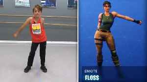 Fortnite-Inspired Dance Class Teaches Video Game-Inspired Moves [Video]