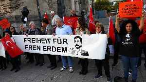 Erdogan visit to Germany prompts rival demonstrations [Video]
