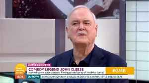 John Cleese Explains Decision To Leave UK [Video]