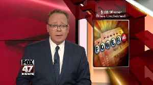 $1M Powerball ticket expires, prize goes to Michigan school aid fund [Video]