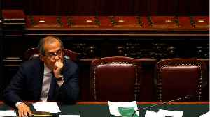 News video: Italy Hikes Deficit Goal