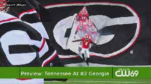 No. 2 Georgia Looks To Stay Undefeated As It Hosts Tennessee [Video]